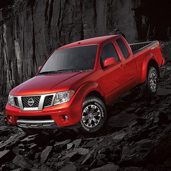 Nissan 2015 Frontierml